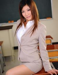 中国語美人教師 弥生のイメージ